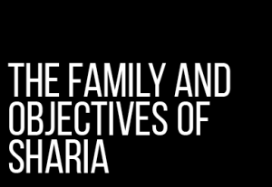 family and objectives